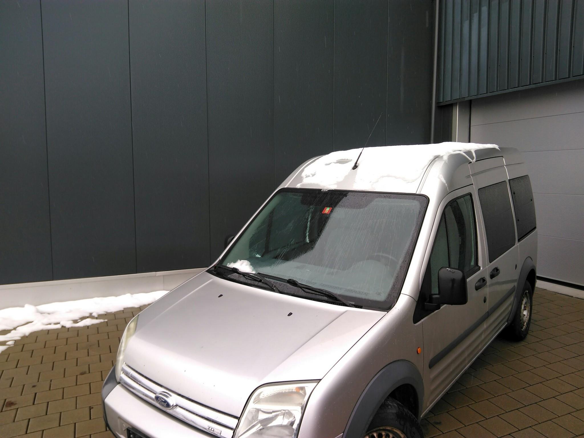 bus Ford Connect Tourneo Connect Plus T230 L 1.8TDCI 110