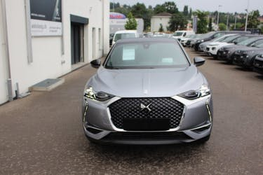 DS Automobiles DS3 Crossback 1.2 PureTech 130 So Chic 10'500 km CHF34'100 - buy on carforyou.ch - 2