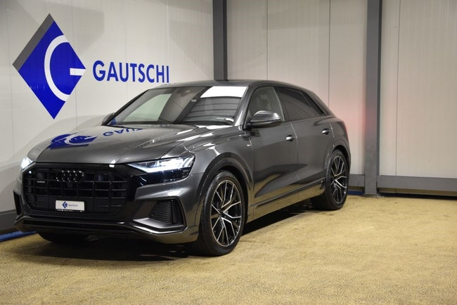 suv Audi Q8 50 TDI quattro tiptronic