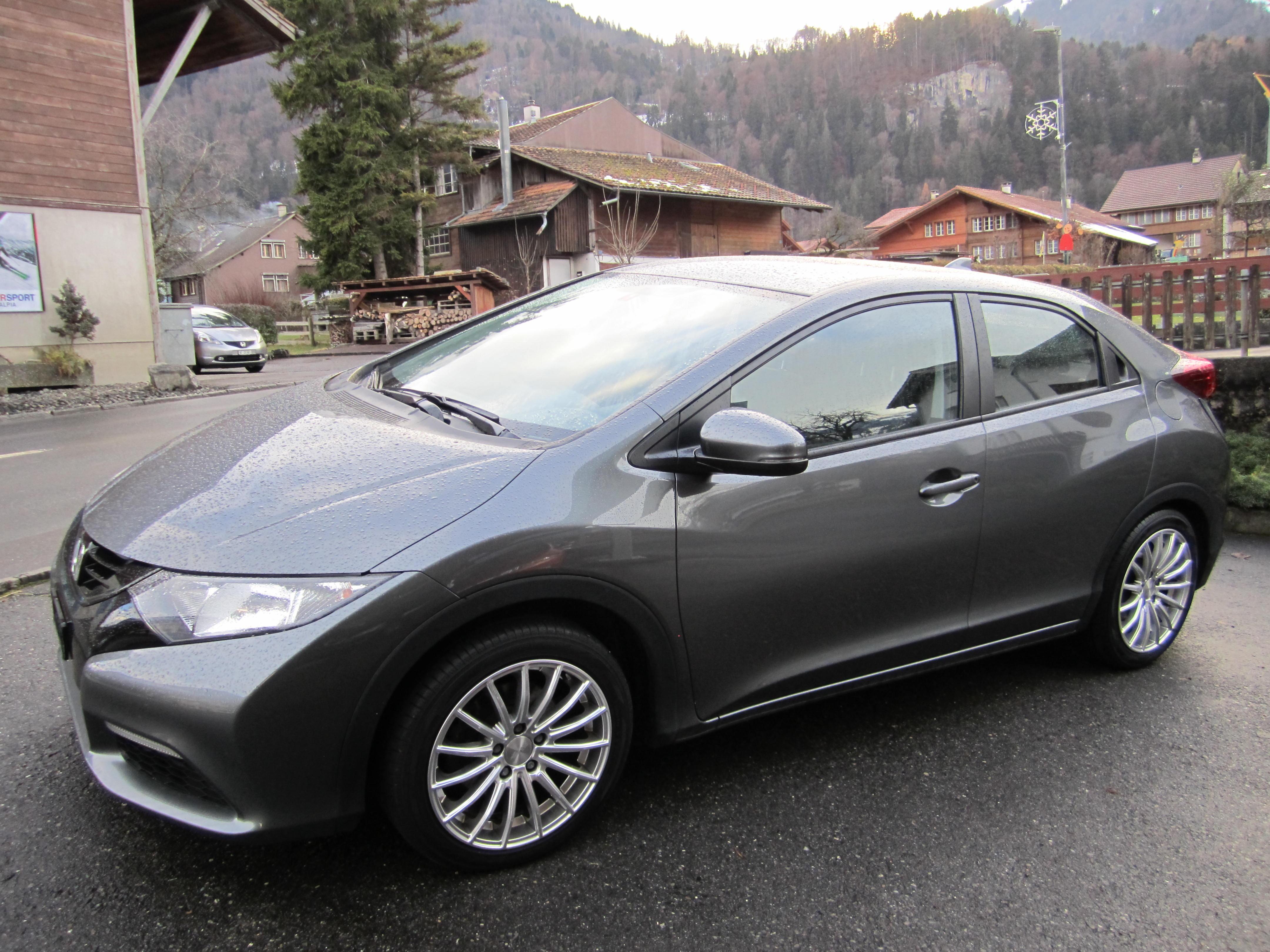 HONDA Civic 1.6i (Limousine)