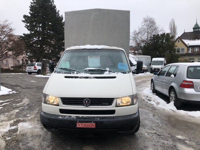 van VW T4 Kab.-Ch.2920 Sw.Profi 2.5 TDI syncro