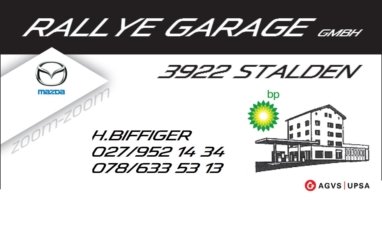 Rallye Garage GmbH logo