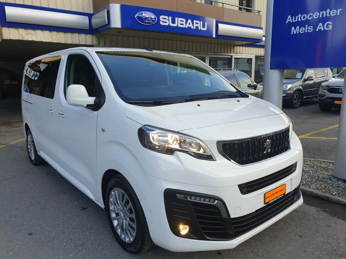 Peugeot Traveller Std.2.0 BHDi 180 PS AT8 50 km 46'900 CHF - buy on carforyou.ch - 1