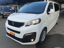 Peugeot Traveller Std.2.0 BHDi 180 PS AT8 50 km 46'900 CHF - buy on carforyou.ch - 2