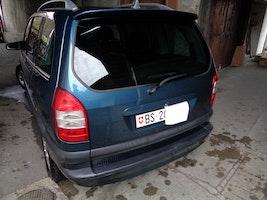 Opel Zafira 2.2 Elegance 250'000 km 3'500 CHF - acquistare su carforyou.ch - 3