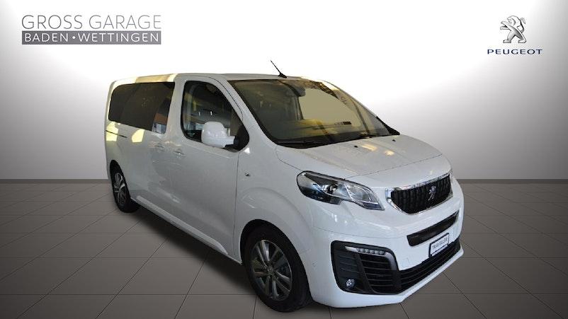 Peugeot Traveller -e 50 Allure Standard Traveller 10 km CHF57'650 - acquistare su carforyou.ch - 1