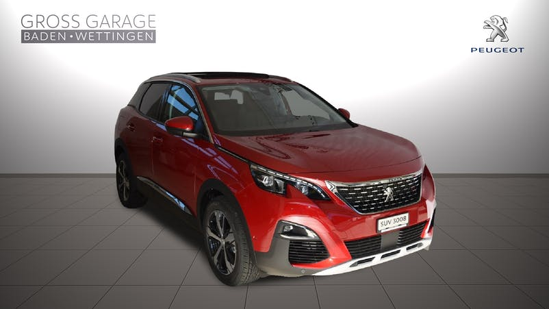 Peugeot 3008 1.2 PureTech Allure 3008 9'771 km CHF38'990 - acheter sur carforyou.ch - 1
