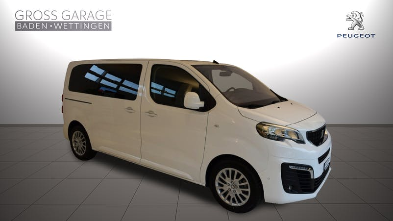 Peugeot Expert Traveller Business Stand. Traveller 239 km CHF45'550 - acquistare su carforyou.ch - 1
