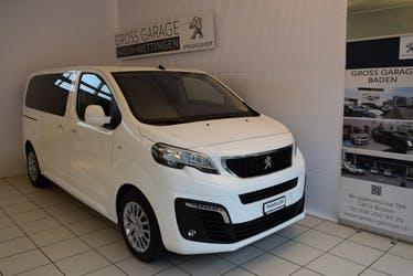 Peugeot Expert Traveller Business Stand. Traveller 239 km CHF45'550 - acquistare su carforyou.ch - 2