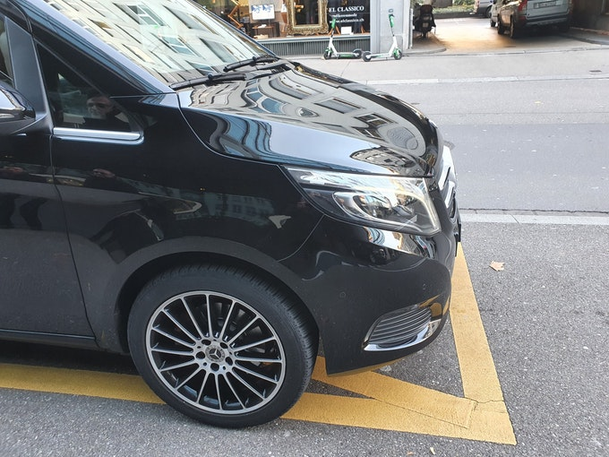 Mercedes-Benz V-Klasse Mercedes V 250 4matic garanti 5jahre 200000km 95'000 km 41'000 CHF - buy on carforyou.ch - 1