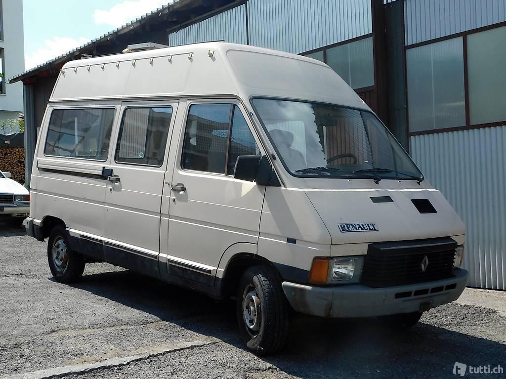 pickup Renault Trafic 1,6 Benziner