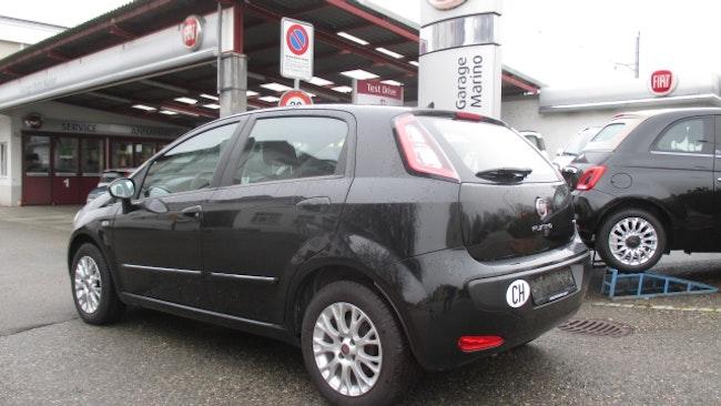 saloon Fiat Punto Evo 1.4 8V 77 Dynamic