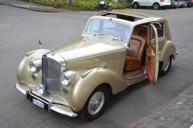 Bentley Mark VI Tres rare bentley  Mark VI LHD 110'000 km 77'000 CHF - acquistare su carforyou.ch - 1