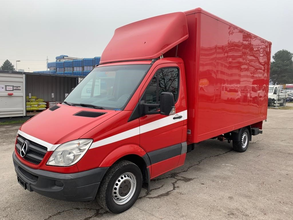 pickup Mercedes-Benz Sprinter 313 CDI EURO 4 AT MOTOR KLIMA