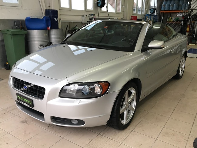 cabriolet Volvo C70 D5 Kinetic Geartronic