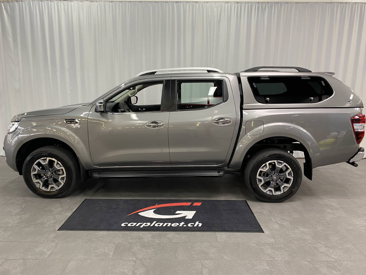 pickup Renault Alaskan Pick-up 2.3 dCi 190 TT Zen 4x4