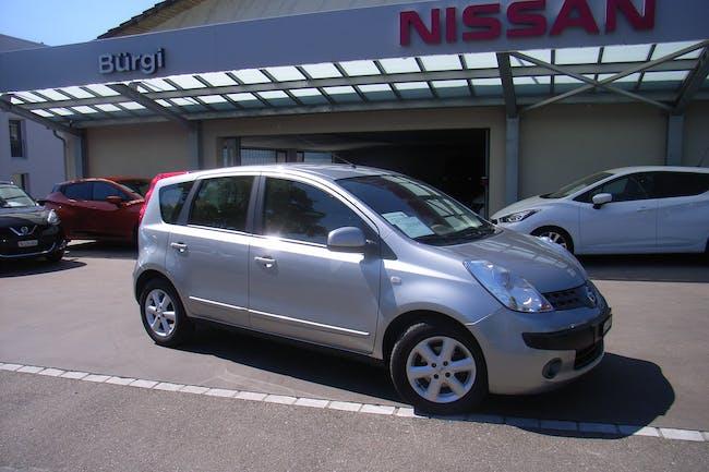 Nissan Note 1.6 16V Acenta 68'000 km CHF6'500 - acheter sur carforyou.ch - 1
