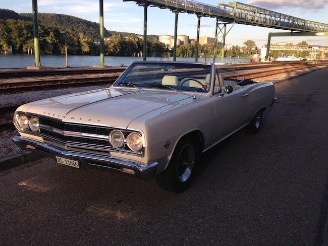 Chevrolet Chevelle Oldtimer / Vintage / Muscle Car: 1965 Chevi  Malibu 95'000 km 40'000 CHF - buy on carforyou.ch - 1