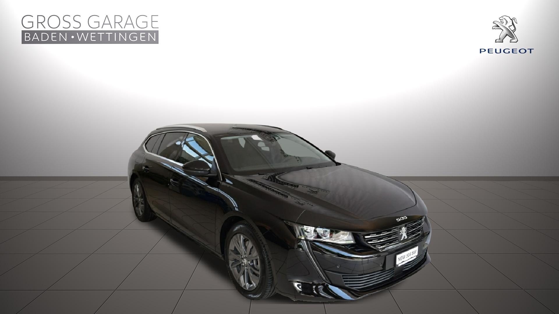 estate Peugeot 508 SW NEW 2.0 Blue HDI Allu. 508