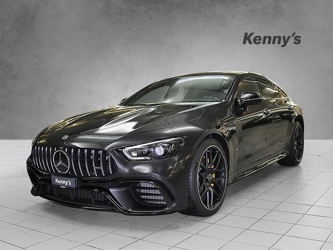 saloon Mercedes-Benz GT AMG GT 63 S 4Matic