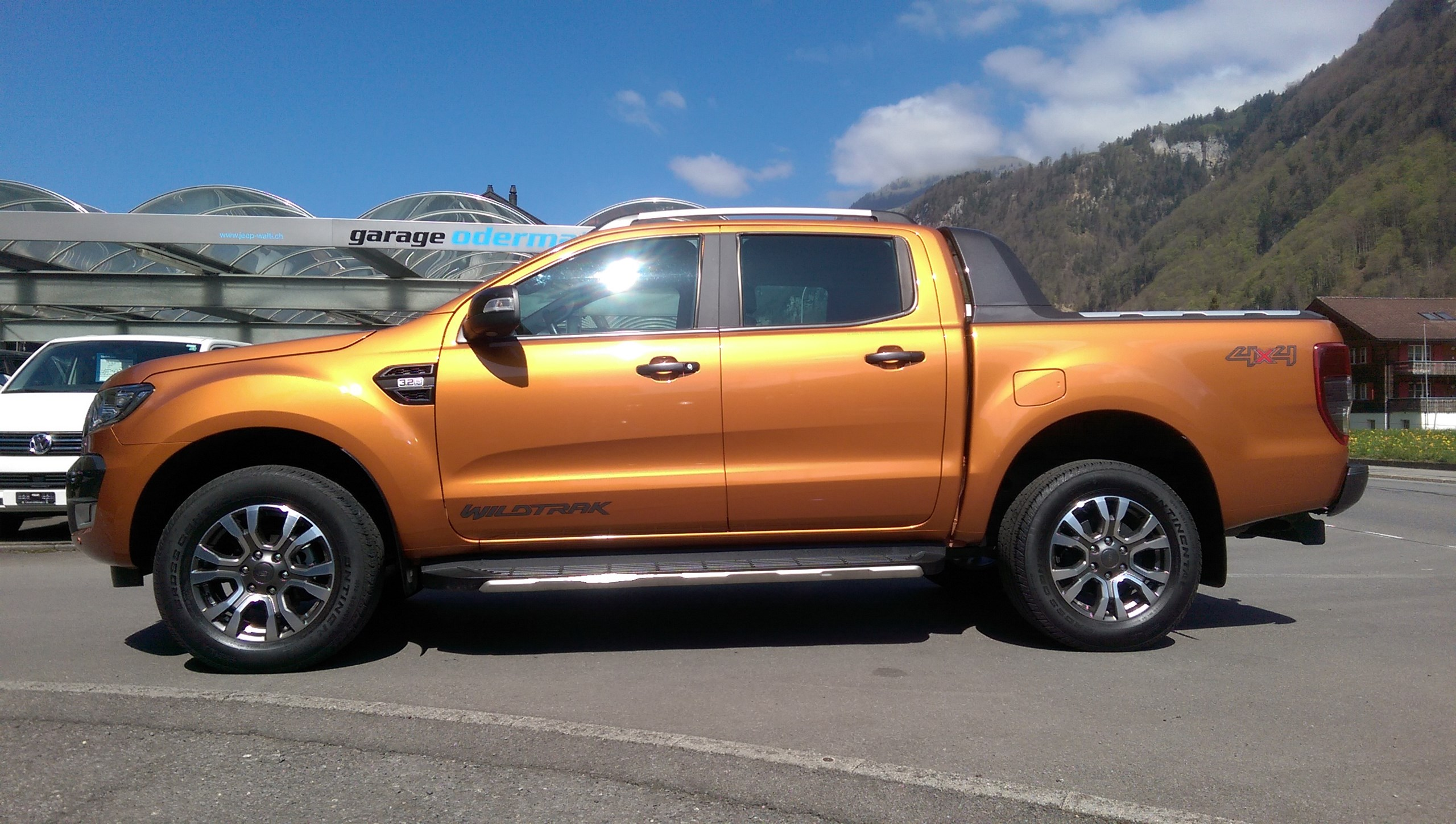 Buy Used Car Suv Ford Ranger Wildtrak 3 2 Tdci 4x4 A 14300 Km At 39800 Chf On Carforyou Ch