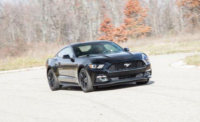 coupe Ford Mustang Coupé 2.3 EcoBoost
