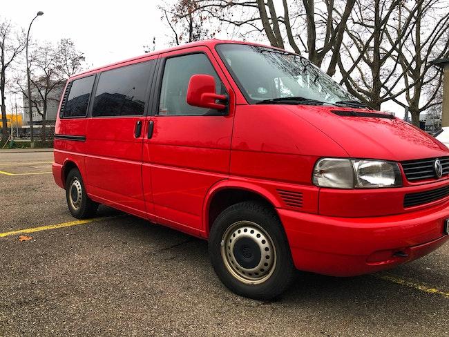 bus VW T4 Multivan 2.5 TDI 102