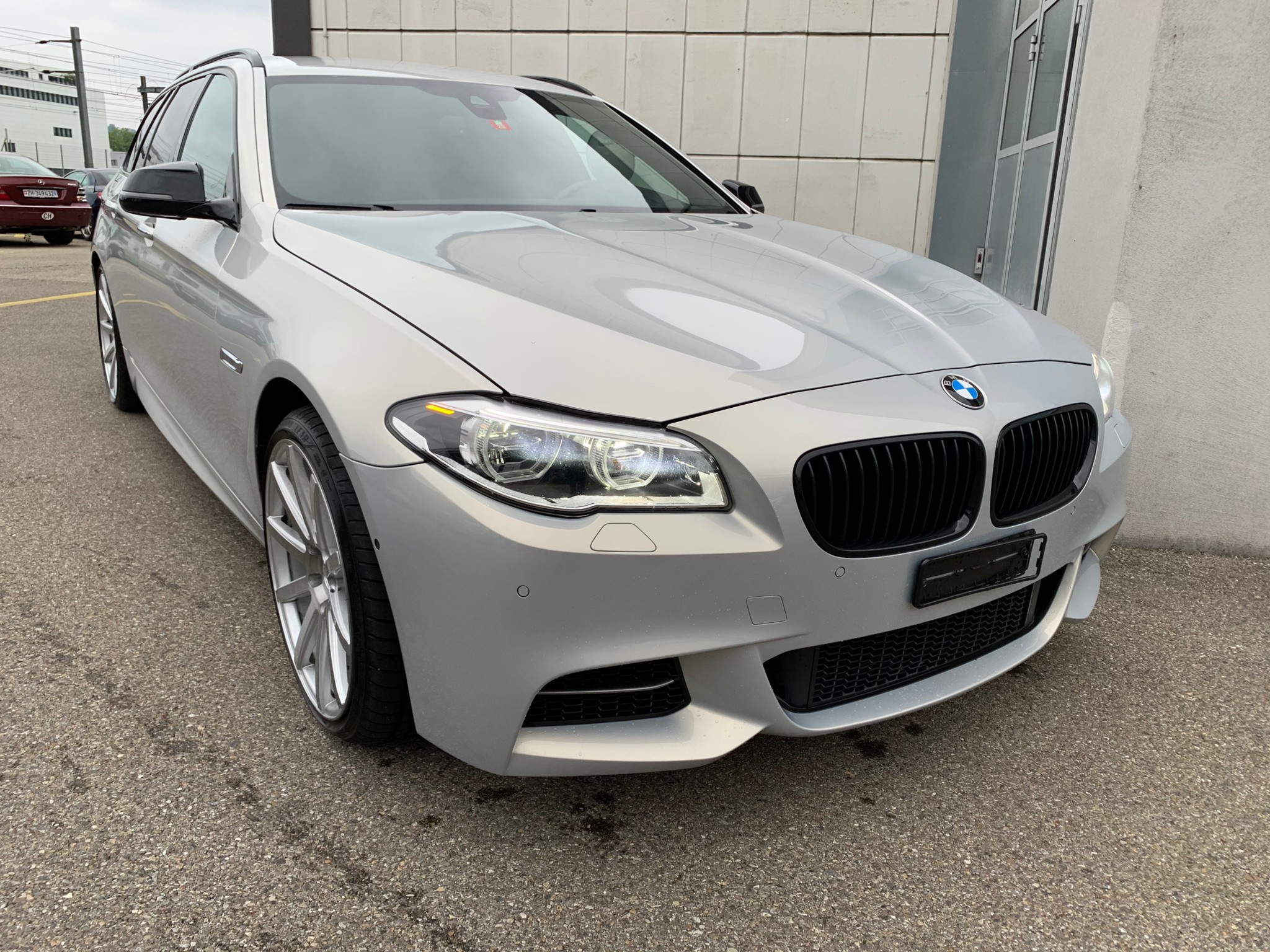 estate BMW 5er 550D TOURING
