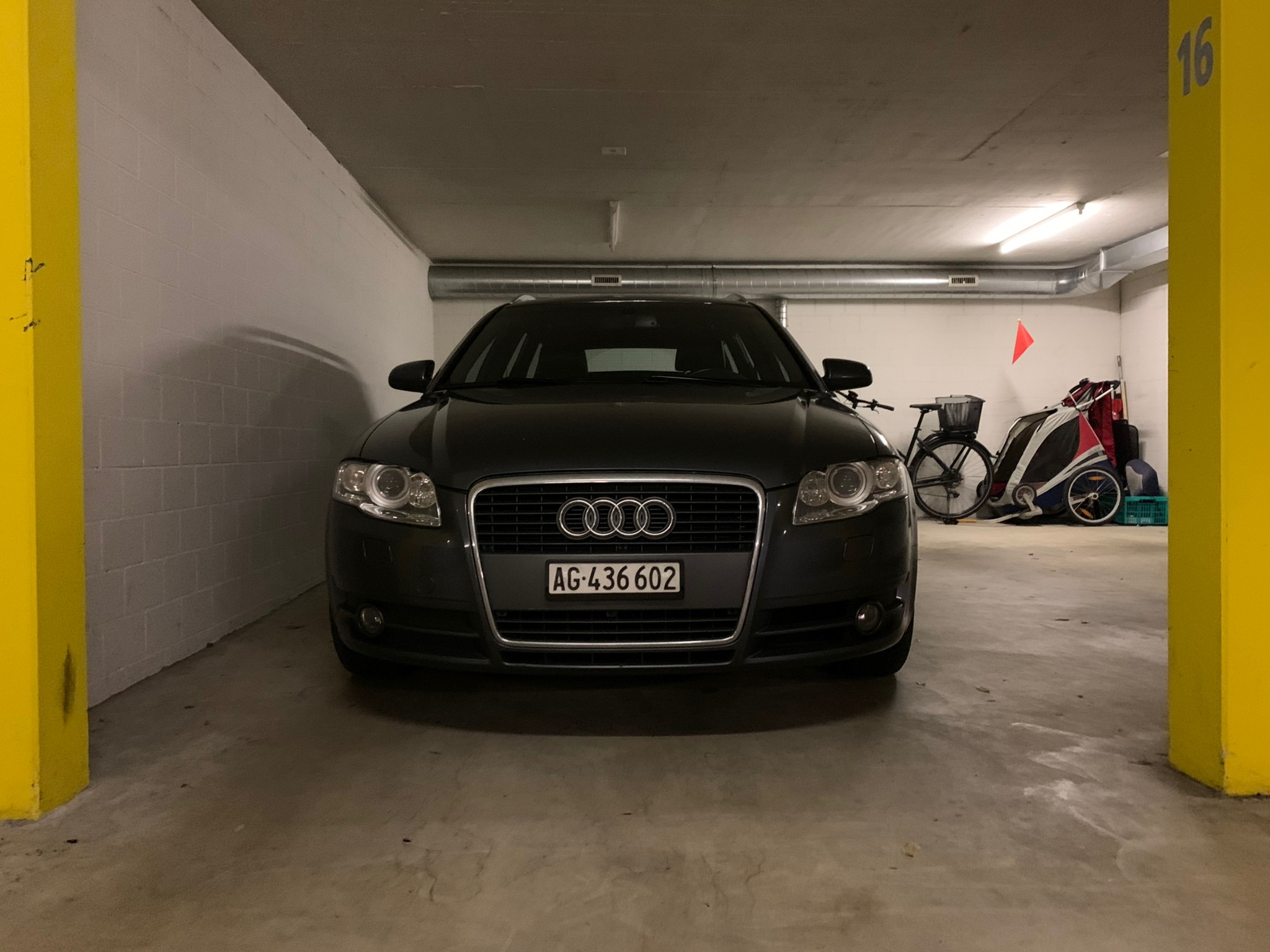 estate Audi A4 Av. 2.0 TDI