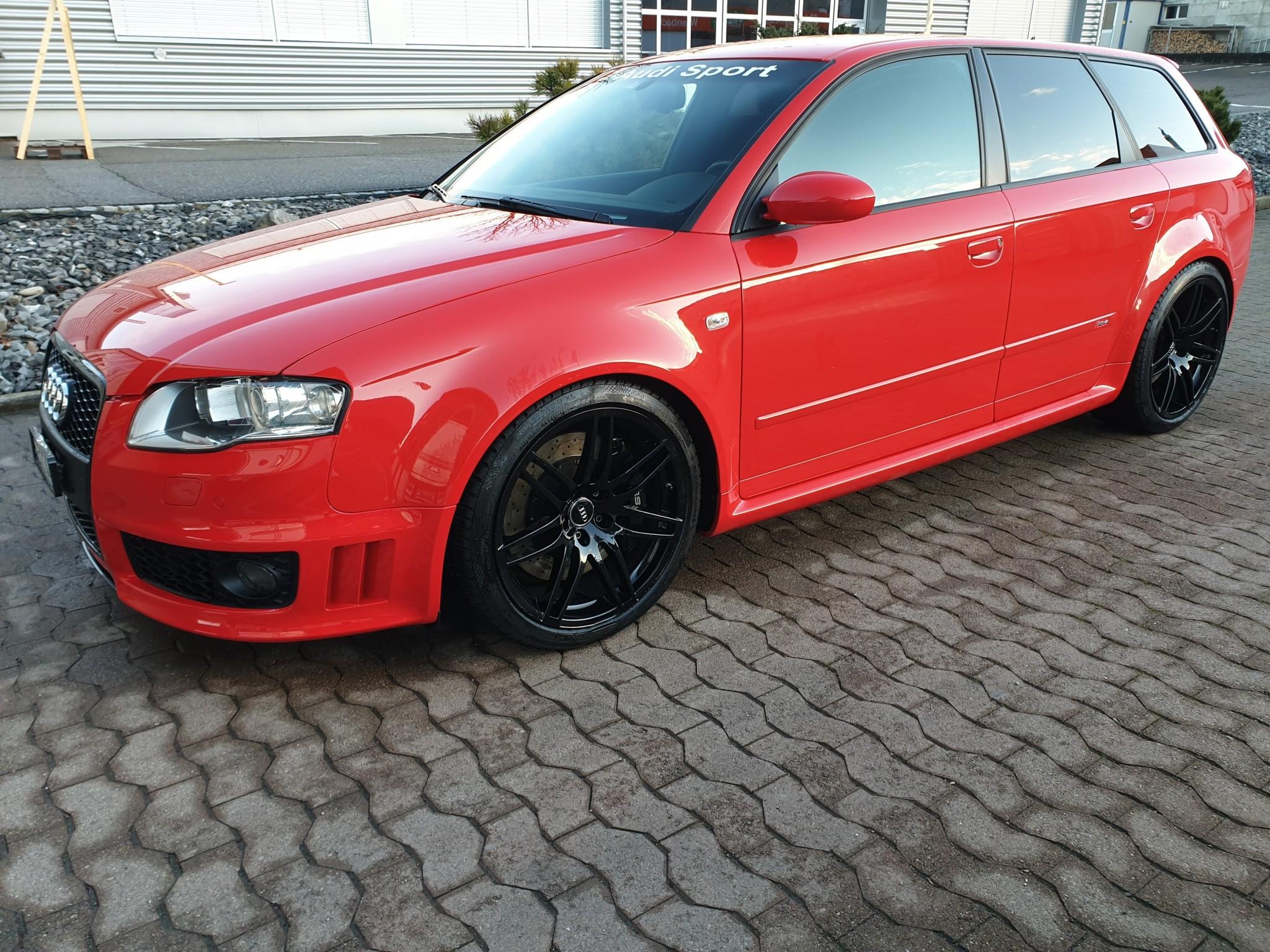 estate Audi S4 / RS4 RS4