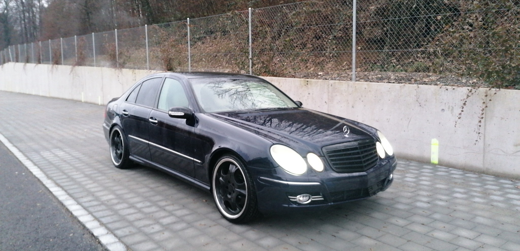 estate Mercedes-Benz E-Klasse e500 w211 Amg look