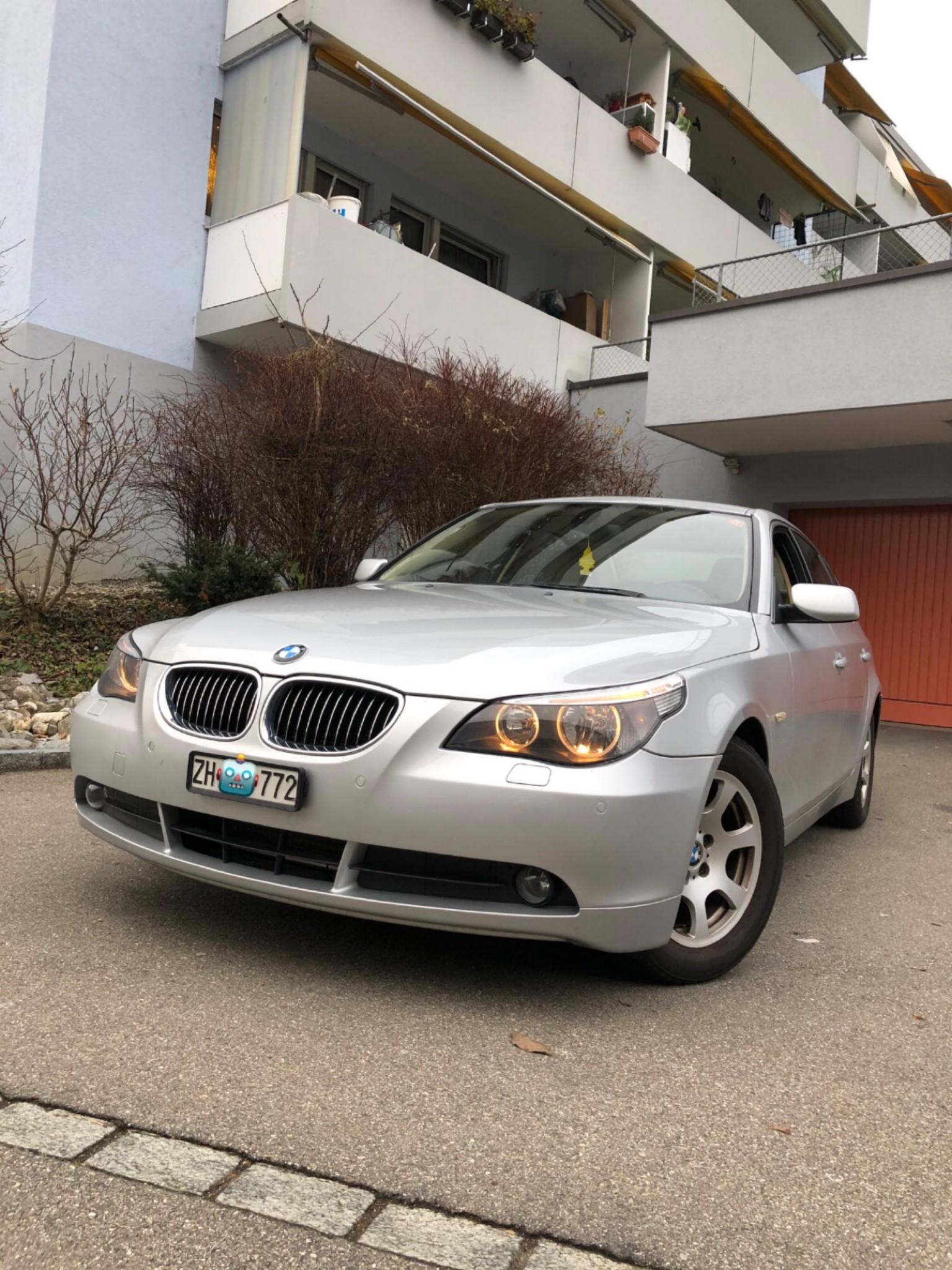 estate BMW 5er 523i e60 (Frisch ab MFK) Mit wenig Km