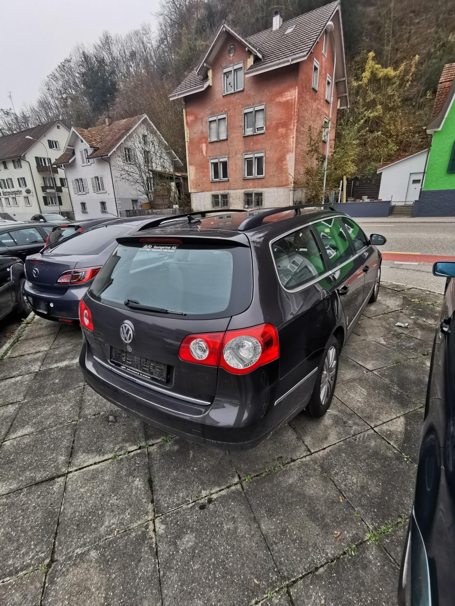 estate VW Passat 2.0 Diesel