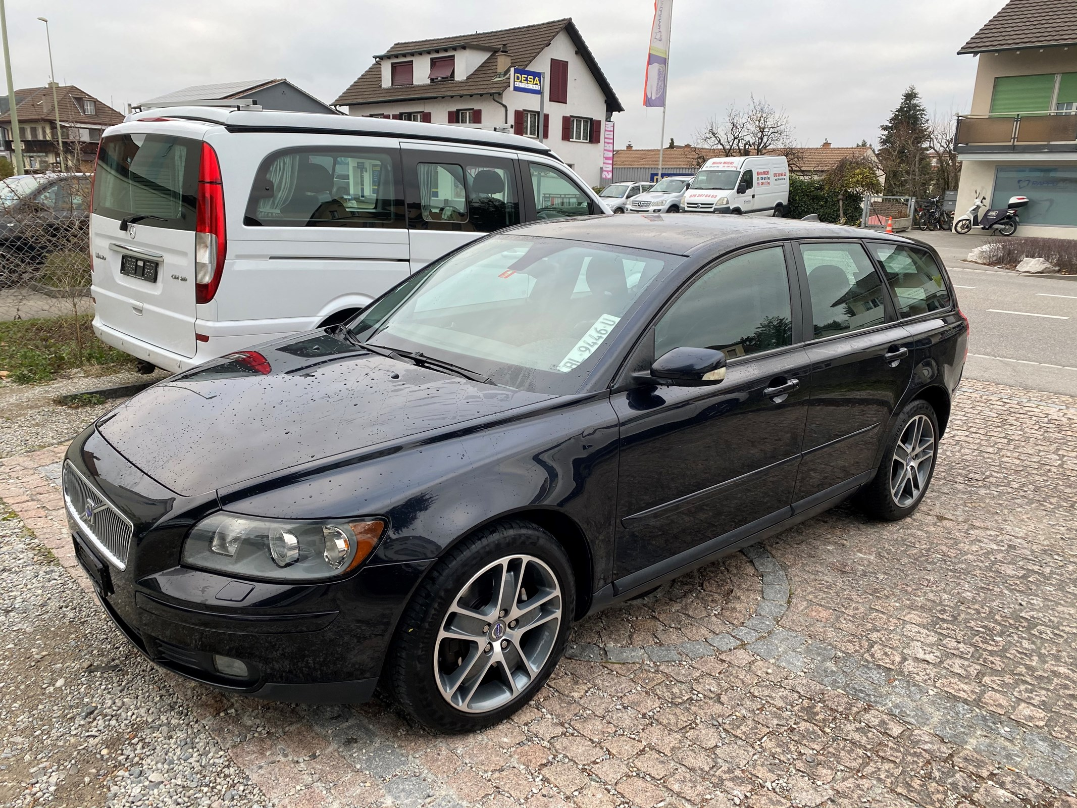 estate Volvo V50 T5 Kinetic