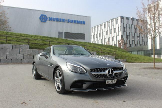 cabriolet Mercedes-Benz SLC 300 AMG Line