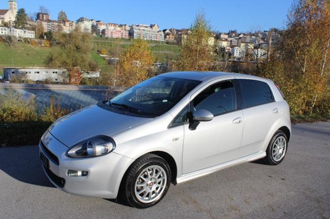 saloon Fiat Punto 0.9 Twinair MyStyle