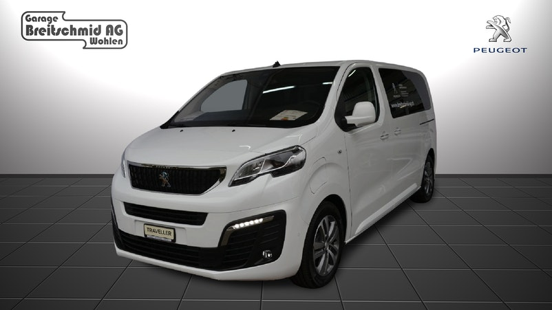 Peugeot Traveller e Bus. VIP Stand Traveller 49 km CHF57'280 - acquistare su carforyou.ch - 1