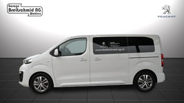 Peugeot Traveller e Bus. VIP Stand Traveller 49 km CHF57'280 - acquistare su carforyou.ch - 2
