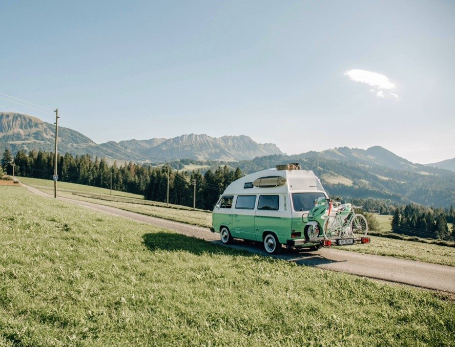 pickup VW Typ 2 BUS T3 Westfalia Camper
