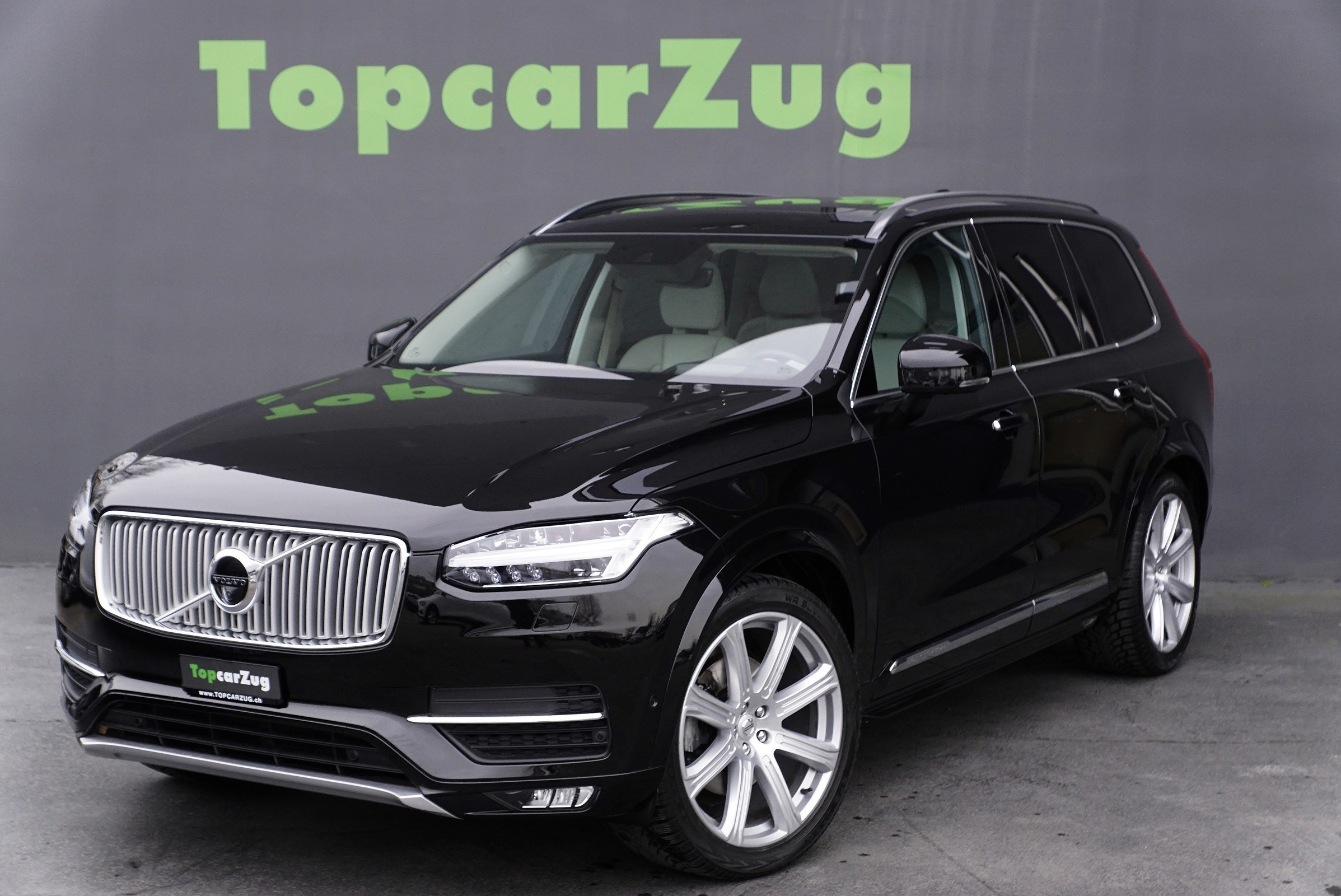 suv Volvo XC90 T6 AWD Inscription Geartronic **7-Sitzer**CH-FZ**