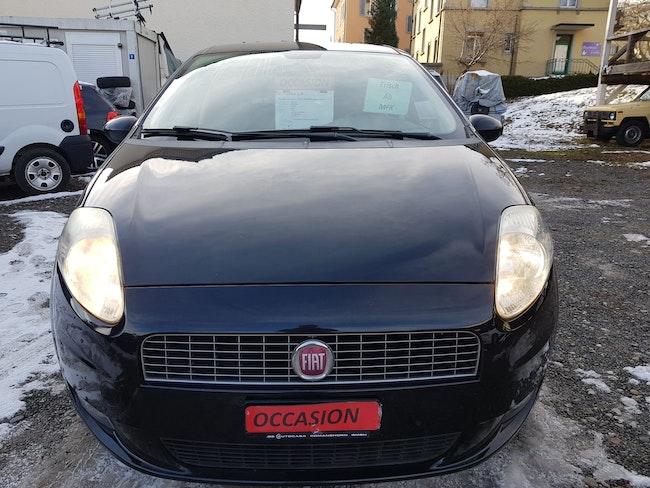 saloon Fiat Punto Grande Punto 1.4 8V 77 Dynamic