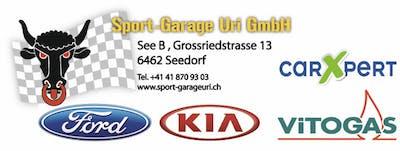 Sport-Garage Uri GmbH logo