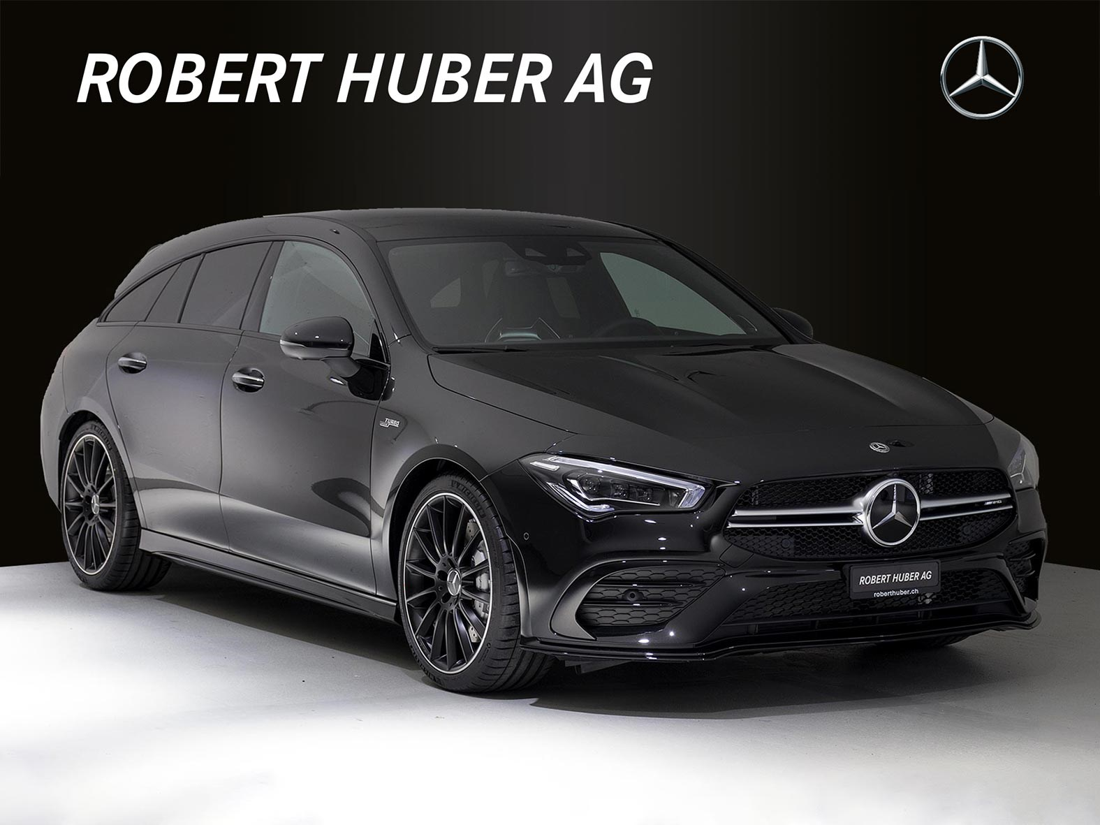 Buy Used Car Wagon Mercedes Benz Cla Klasse Cla Class Cla Shooting Brake 35 Amg 4matic 7g Dct 14300 Km At 66900 Chf On Carforyou Ch