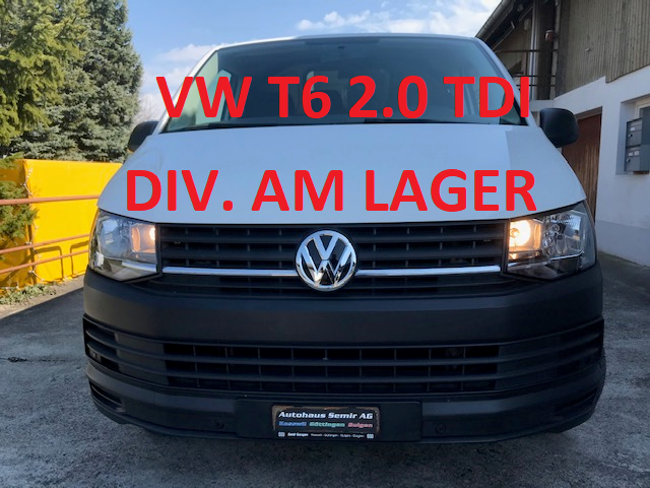 van VW T6 Kaw. 3400 2.0 TDI 102 EU5