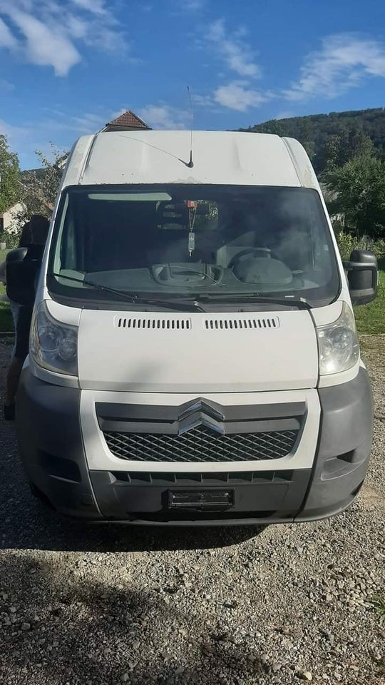 pickup Citroën Jumper Verkaufe oder Tausche....