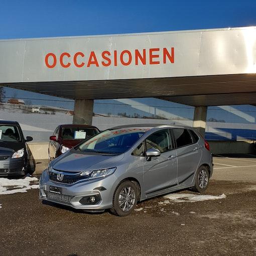 Honda Jazz 1.3i Elegance 20'900 km 18'900 CHF - acheter sur carforyou.ch - 1