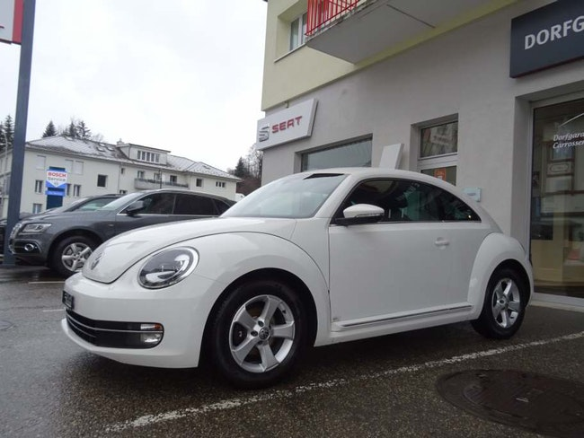 saloon VW Beetle 1.2 TSI Design