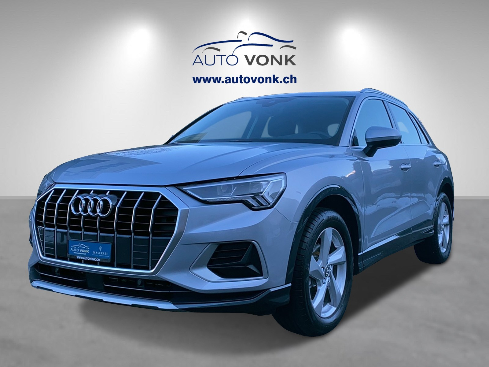 suv Audi Q3 35 TFSI advanced S-tronic