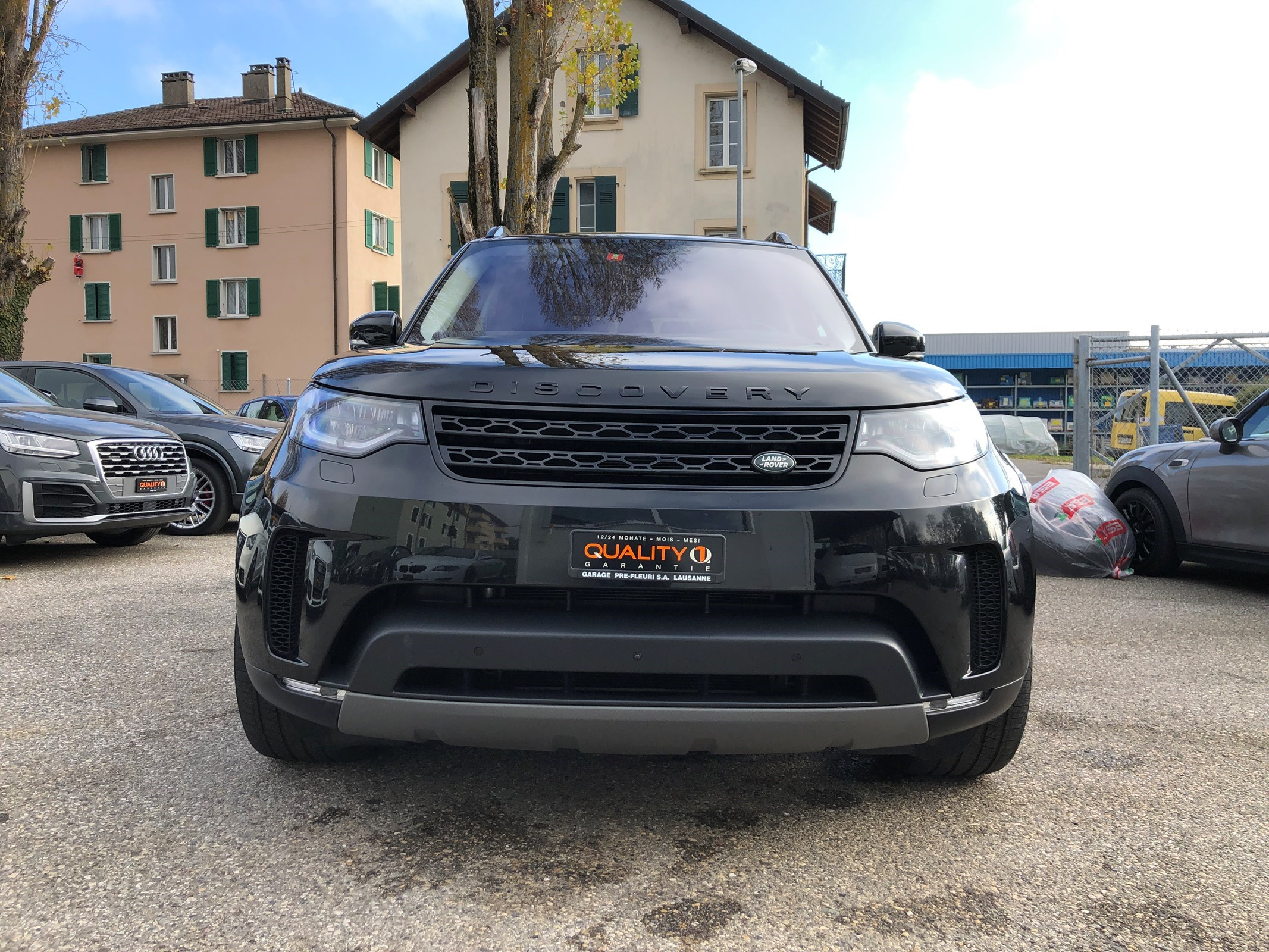 suv Land Rover Discovery 3.0 TD6 HSE Luxury Automatic
