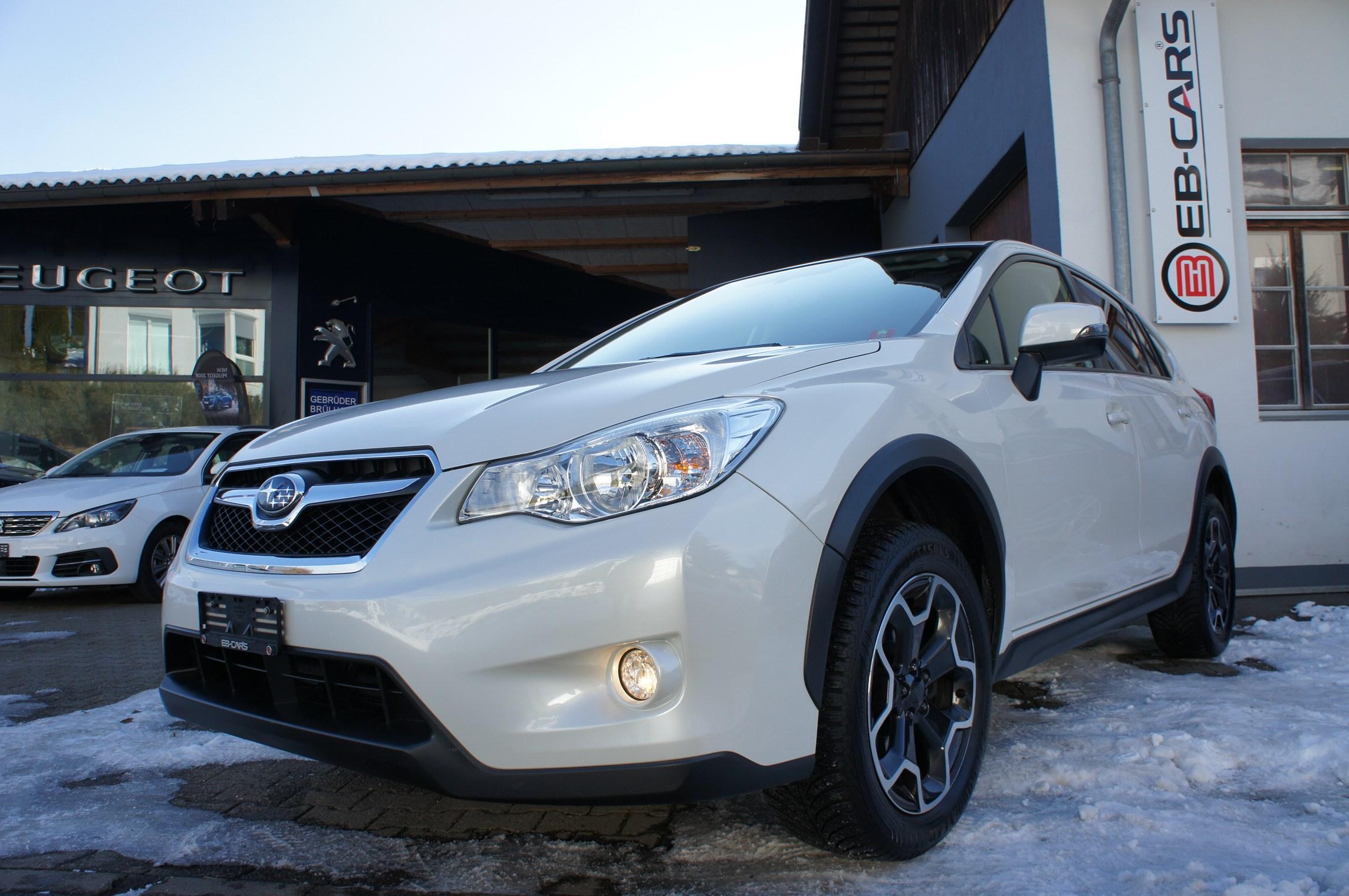 suv Subaru XV 2.0 Swiss Two AWD CVT